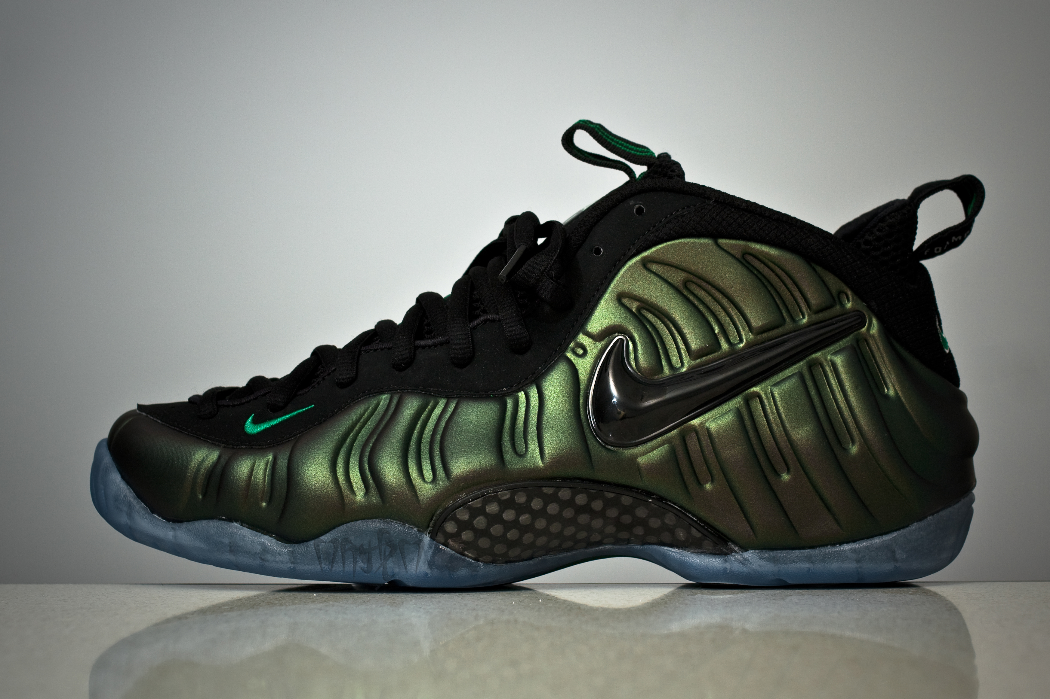 5eb740ff74993 Pine Green Foamposite Pro x EXCLUSIVE 59 50 from Vault