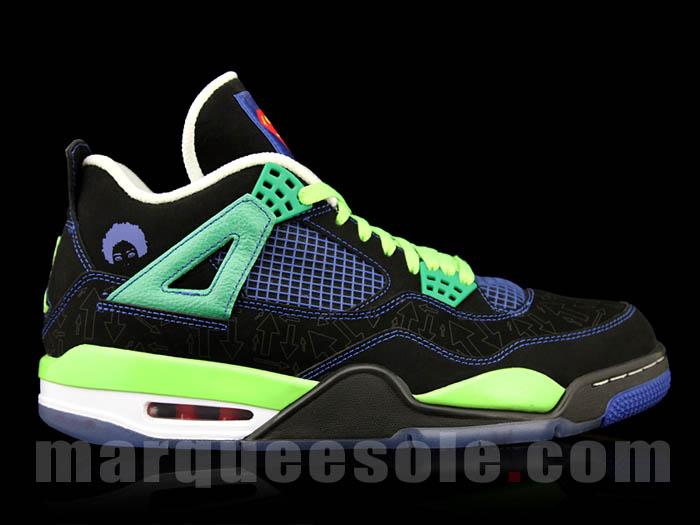 Air Jordan Retro 4 Doernbecher | Are
