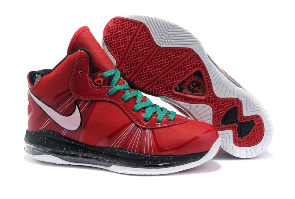 Lebron Christmas Edition.Which Christmas Edition Nike Lebron Is Better Are You